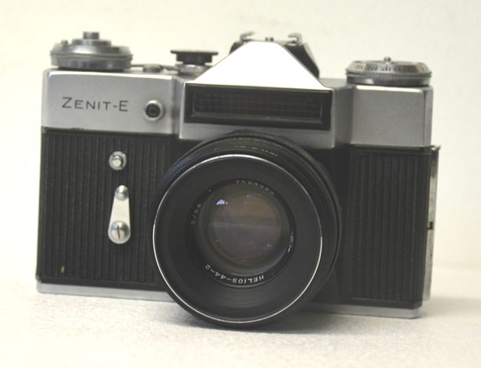zenit e camera with helios 44 2 lens f 2 5 8 catawiki