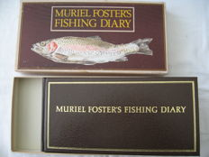 Patricia King (Muriel C. Foster) - Muriel Foster's Fishing Diary - 1980