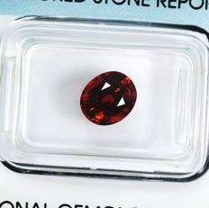 Spessartite Garnet - 2.12 ct