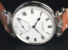 IWC Schaffhausen-marriage-men's wristwatch - Unisex - 1950 - 1959