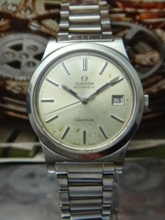 OMEGA - Geneve Automatic - Vintage 1970's - Men's Watch