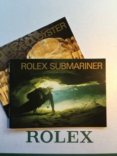 Rolex - SUBMARINER BOOKLET  - Unisexe