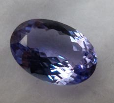 Tanzanite – 2.63 ct – No Reserve Price