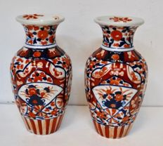 Imari vases – Japan – around 1930