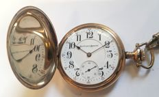 Burlington Watch Co. - Special - Heren - 1850-1900