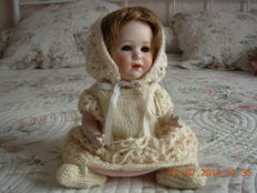 Rare Jutta doll marked 1914