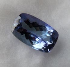 Tanzanite – 2.55 ct – No Reserve Price
