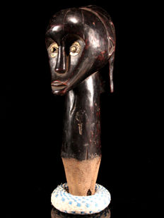 BYERI Head, Fang Reliquary Guardian - Gabon
