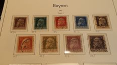 Bayern 1911/1920, inspected
