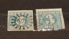 Bavaria 1849/1920 - Collection