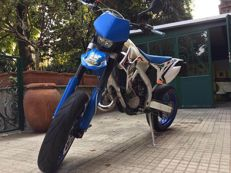 TM - 125cc SM racing - 2016