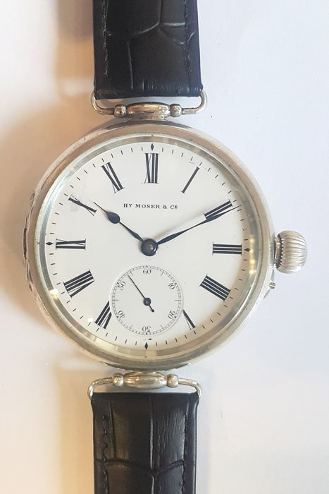 H.Moser & Cie. - Homme - 1917s