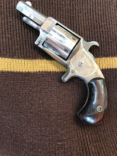 US Arms Co Ny In 32 Pocket Revolver