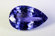 Tanzanite - 5.88 ct - No Reserve Price