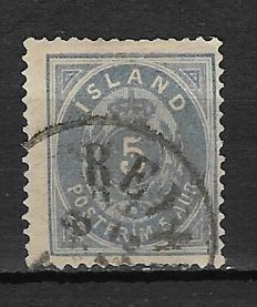 Iceland 1876/1980 - A Small selection
