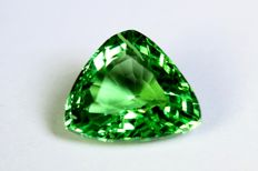 Intense Green Tsavorite - 2.05 ct
