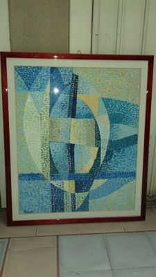 Unknown artist (signed Forlino) - Untitled
