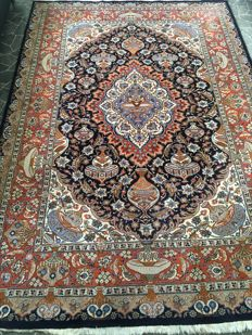 Hand-knotted Persian rug Kashmar, 300 cm x 203 cm, Iran
