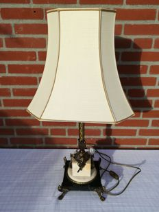 Decorative - French - Notary Table Lamp