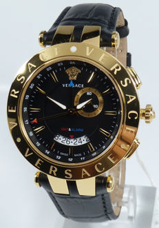 Versace Uhr Watch - RV-Race - Swiss Made - New - UVP: 1,550€