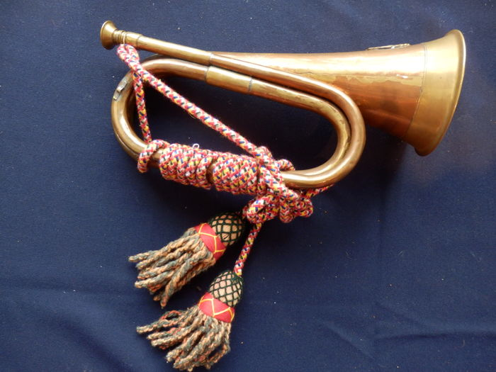 Copper Field Horn/Clarion