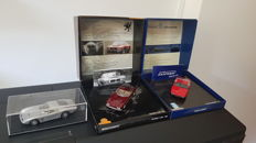 Minichamps / Spark - Scale 1:/43 - Lot with 3 models: De Tomaso Mangusta, Iso Grifo 7 litri & Iso Grifo A3C 1964