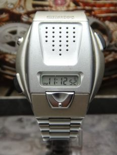 Seiko Blind Talking Speaker Japanese Men Watch