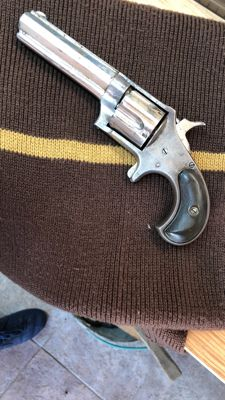 Remington Smoot New Line Revolver No. 2
