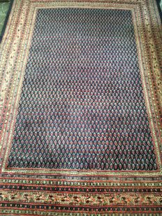 Hand-knotted Persian rug Moud 325 cm x 221 cm - Iran