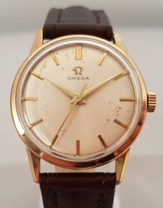 Omega 'dress watch' – Men's wristwatch - 1950s (SERVICED)