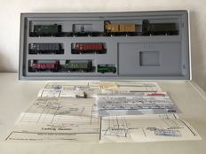 "Märklin H0 - 4789 - Carriage set of the DSB ""Wagenverband""."