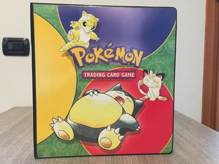 Pokemon cards with card collector
