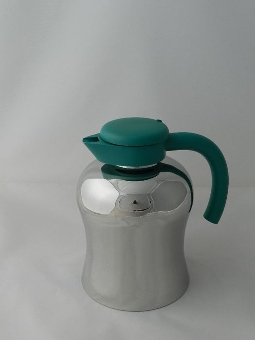 "Ettore Sottsass for Alessi - ""Sherazade"" Jug with vacuum glass."