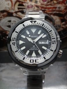 Seiko 51mm Tuna Men Watch - SRPA79K1