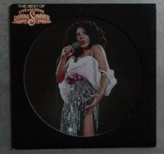 "11 LP's & One 2 Lp Set Very Rare "" DISCO / SOUL "" Albums  with  Donna Summer ( Picture Disc ) - The Brothers - Tavares and many More."
