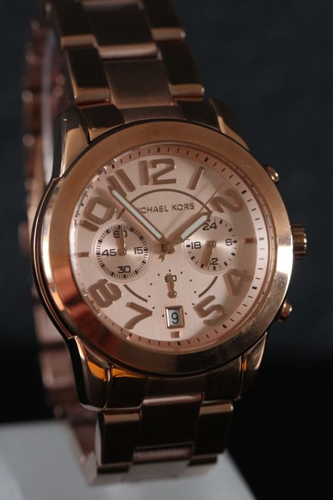 Michael Kors MK5727 Mercer chronograph women's wristwatch - Never worn