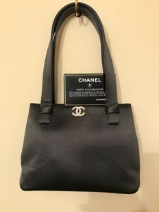 Chanel - Satin Evening  Bag - **No minimum price**