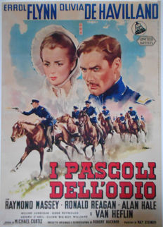 Anonymous - La Piste de Santa-Fe / Santa Fe Trail (Errol Flynn, Olivie De Havilland) - 1962