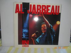 Al Jarreau ''lot of 9 albums  incl 1 double album''
