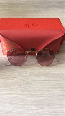 Vintage Ray-Ban sunglasses, limited edition.