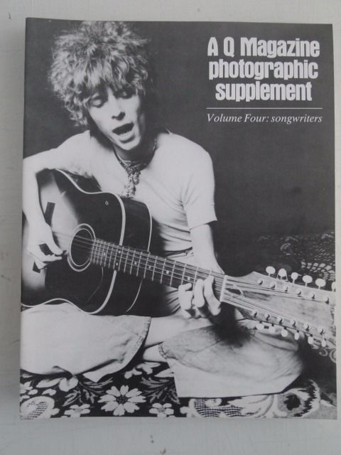 David Bowie, Rolling Stones and many others - 11 issues of Q Magazine photographic supplement - 1988 / 1992