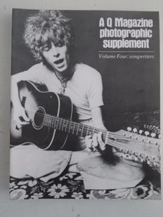 Music photography; Q Magazine photographic supplement(s) - 11 volumes - 1988 / 1992