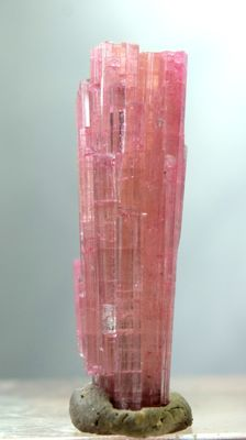 Top Quality Pink color Tourmaline crystal - 56 x 13 x 10 mm - 54 ct