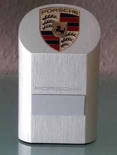 Original Porsche paperweight in original box