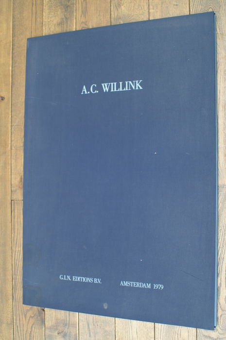 A.C.Willink - Folder with 6 serigraphy prints