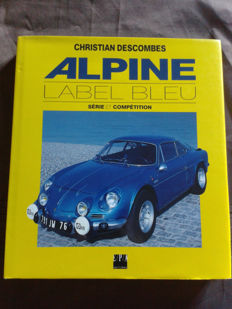 Christian Descombes - Alpine label bleu - Série et competition - 1997