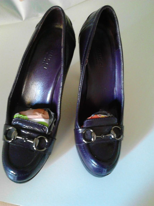 00288372b39 Gucci - Court shoes in patent leather - Catawiki