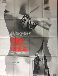 Ferracci - Trans-Europ-Express (Alain Robbe-Grillet) - 1966