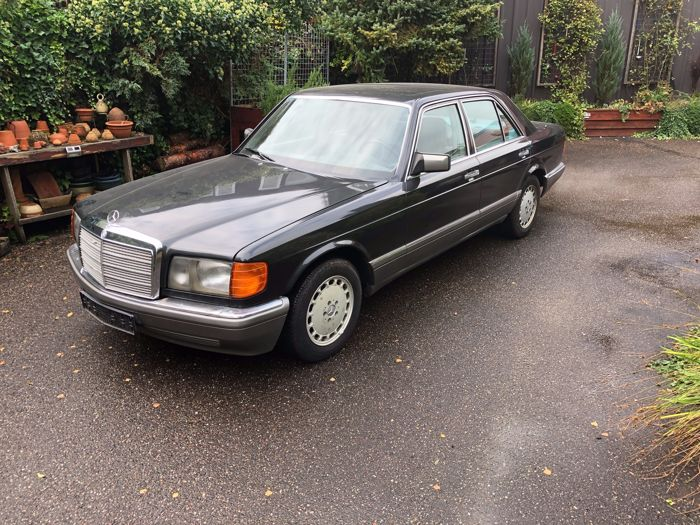 mercedes benz 300se w126 1986 catawiki