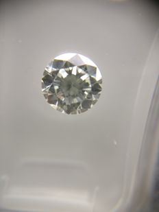 0.98 ct Round cut diamond G VS1